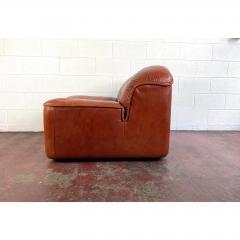 Guido Faleschini Vintage Guido Faleschini Leather Lounge Chairs a Pair - 1692103