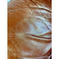 Guido Faleschini Vintage Guido Faleschini Leather Lounge Chairs a Pair - 1692139