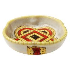 Guido Gambone Guido Gambone Artfully Crafted Ceramic Bowl 1950s - 336436