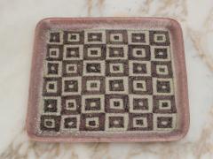 Guido Gambone Guido Gambone Square Ceramic Tray - 1534786