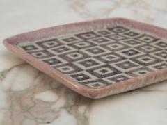 Guido Gambone Guido Gambone Square Ceramic Tray - 1534804