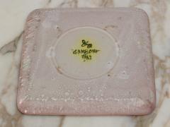 Guido Gambone Guido Gambone Square Ceramic Tray - 1534820