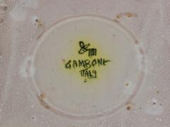 Guido Gambone Guido Gambone Square Ceramic Tray - 1534829