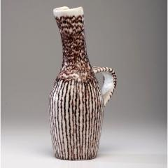 Guido Gambone Italian Ceramic Sculptural Pitcher by Guido Gambone - 1489397
