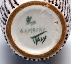 Guido Gambone Italian Ceramic Sculptural Pitcher by Guido Gambone - 1489399