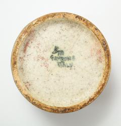 Guido Gambone Signed Guido Gambone Ceramic Container Italy circa 1950 - 1326066