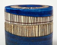 Guido Gambone Signed Guido Gambone Ceramic Container Italy circa 1950 - 1326073