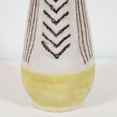 Guido Gambone Signed Guido Gambone Mid Century Modern Hand Crafted Ceramic Pitcher - 1560429