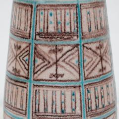 Guido Gambone Signed Guido Gambone Mid Century Modern Hand Painted Ceramic Vase - 1560358