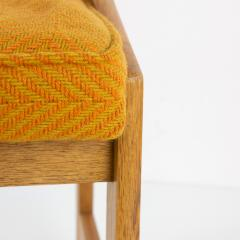Guillerme et Chambron French Guillerme et Chambron Stool Hungarian Oak Wool - 874052