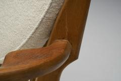 Guillerme et Chambron Grand Repos Armchairs by Guillerme et Chambron for Votre Maison France 1950s - 1849405