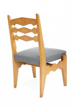 Guillerme et Chambron Guillerme et Chambron Dining Chair Set - 1332495