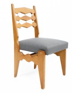 Guillerme et Chambron Guillerme et Chambron Dining Chair Set - 1332497