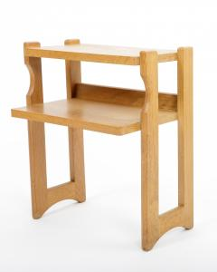 Guillerme et Chambron Guillerme et Chambron End Table Two Available  - 1343571