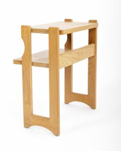 Guillerme et Chambron Guillerme et Chambron End Table Two Available  - 1343572