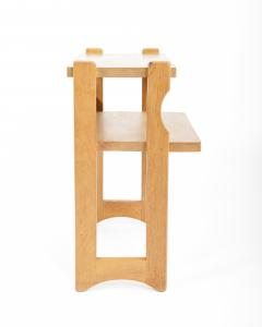 Guillerme et Chambron Guillerme et Chambron End Table Two Available  - 1343574