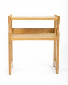 Guillerme et Chambron Guillerme et Chambron End Table Two Available  - 1343576