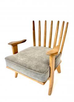 Guillerme et Chambron Guillerme et Chambron Lounge Chairs for Votre Maison - 805644