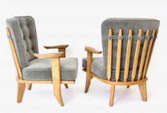 Guillerme et Chambron Guillerme et Chambron Lounge Chairs for Votre Maison - 805646