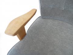 Guillerme et Chambron Guillerme et Chambron Lounge Chairs for Votre Maison - 805655
