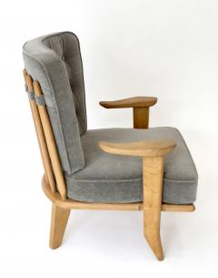 Guillerme et Chambron Guillerme et Chambron Lounge Chairs for Votre Maison - 805661