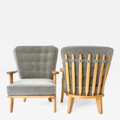 Guillerme et Chambron Guillerme et Chambron Lounge Chairs for Votre Maison - 807295