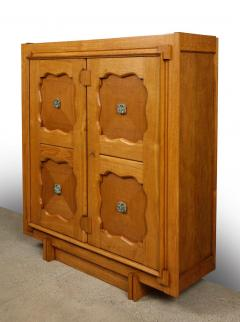 Guillerme et Chambron Large 2 Door Cabinet by Guillerme Chambron - 1975677