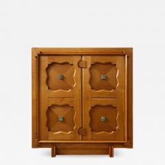 Guillerme et Chambron Large 2 Door Cabinet by Guillerme Chambron - 1982119