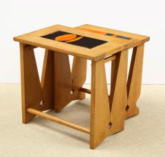 Guillerme et Chambron PAIR OF NESTING TABLES BY GUILLERME - 1614562
