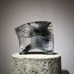 Gundula Sommerer Sagger fired ceramic - 1649369