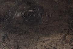 Gunnar Ander Candelabra in Metal and Brass by Gunnar Ander for Ystad Metal - 902405