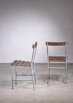 Gunnar Asplund Gunnar Asplund Pair of Garden Chairs - 1702257