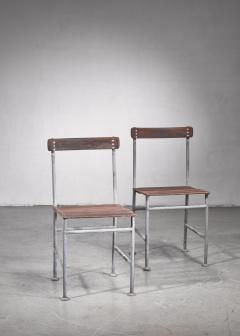 Gunnar Asplund Gunnar Asplund Pair of Garden Chairs - 1702258