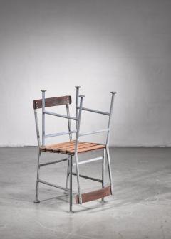 Gunnar Asplund Gunnar Asplund Pair of Garden Chairs - 1702259