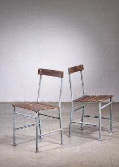 Gunnar Asplund Gunnar Asplund Pair of Garden Chairs - 1702260