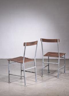 Gunnar Asplund Gunnar Asplund Pair of Garden Chairs - 1702261