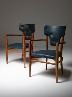 Gunnar Asplund Pair of Chairs attributed to Gunnar Asplund - 1166207
