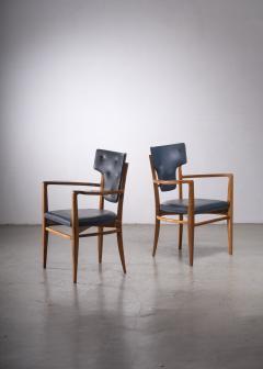 Gunnar Asplund Pair of very rare Gunnar Asplund armchairs - 1935935