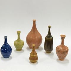 Gunnar Borg Gunnar Borg 100 mini stoneware vases Anderson Johansson H gan s - 1459909