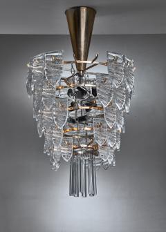 Gunnar Cyren Gunnar Cyr n chandelier from the Grand Hotel in G vle - 1247076