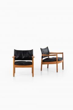 Gunnar Myrstrand Easy Chairs Produced by K llemo - 1886634