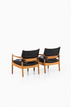 Gunnar Myrstrand Easy Chairs Produced by K llemo - 1886635