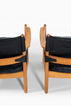 Gunnar Myrstrand Easy Chairs Produced by K llemo - 1886639