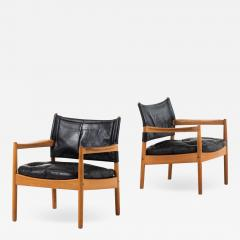 Gunnar Myrstrand Easy Chairs Produced by K llemo - 1888252