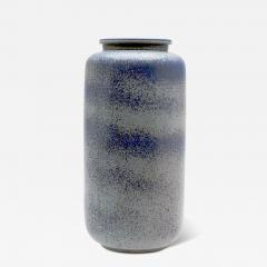 Gunnar Nylund Fine Tall Vase in Ethereal French Blues by Gunnar Nylund - 1192976