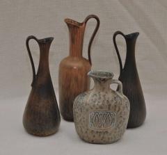 Gunnar Nylund Set of Four Vases by Gunnar Nylund - 1358397
