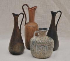 Gunnar Nylund Set of Four Vases by Gunnar Nylund - 1358398