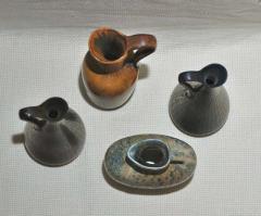 Gunnar Nylund Set of Four Vases by Gunnar Nylund - 1358399