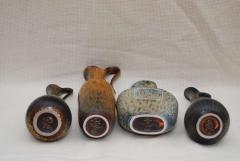 Gunnar Nylund Set of Four Vases by Gunnar Nylund - 1358400
