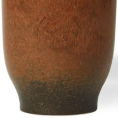 Gunnar Nylund Table lamp in burnt orange by Gunnar Nylund - 1041922